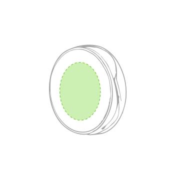 Impresión B-Centrado en el circulo