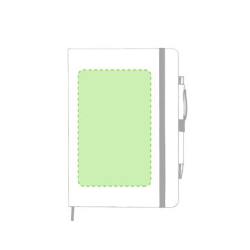 Impresión E-Centrado en la portada