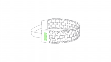 Impresión E-Zona terminación diadema(sobre oreja)
