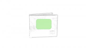 Impresión J-En la cubierta de la cartera