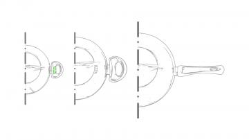 Impresión K-En el asa