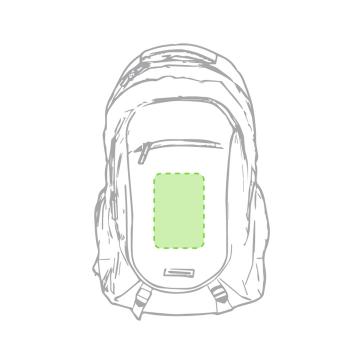 Impresión J-En el bolsillo exterior