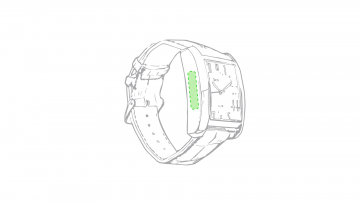 Laser L-Lateral opuesto a las manecillas del reloj