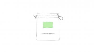 Impresión E-En la bolsa de presentación