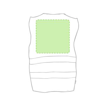 Impresión F-En el pecho izquierda