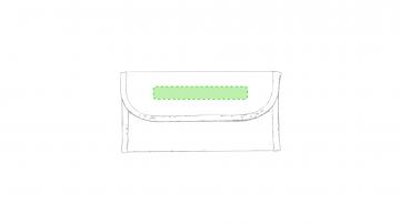 Impresión E-En la solapa de cierre