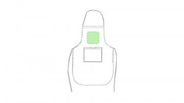 Impresión E-Zona pecho