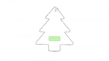 Impresión C-En el pino
