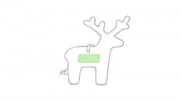 Impresión C-En el reno