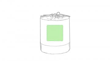 Impresión D-Centrado en el lateral