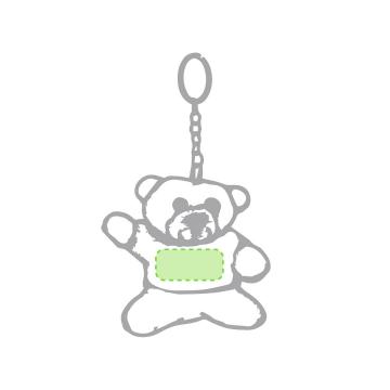Impresión E-Cara 1 (camiseta oso)
